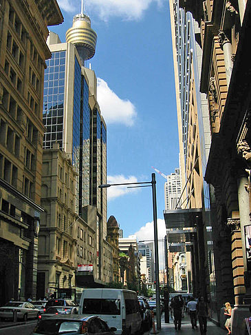 Sydney Tower Fotos