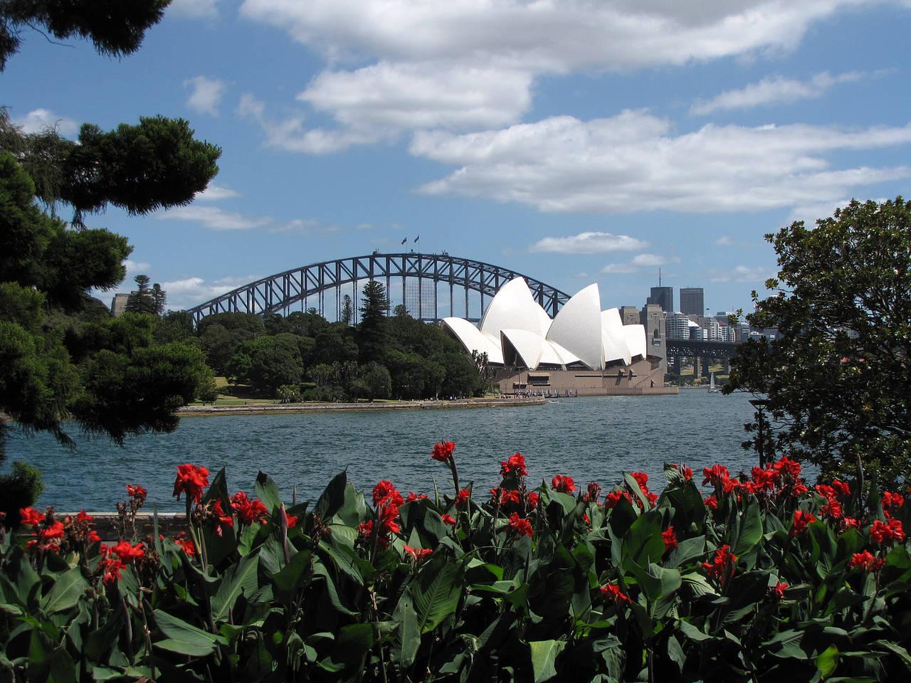 sydney opera house besonderheiten