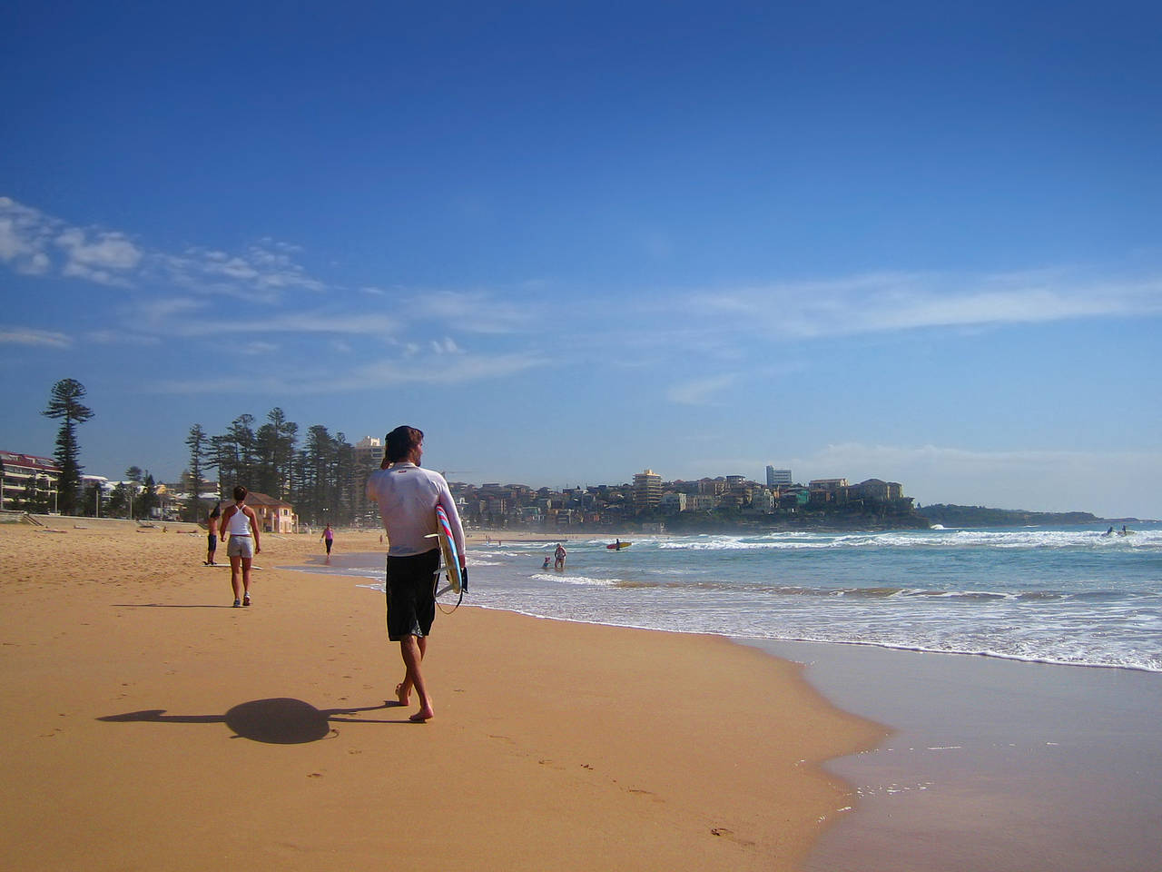 Manly Beach Fotos