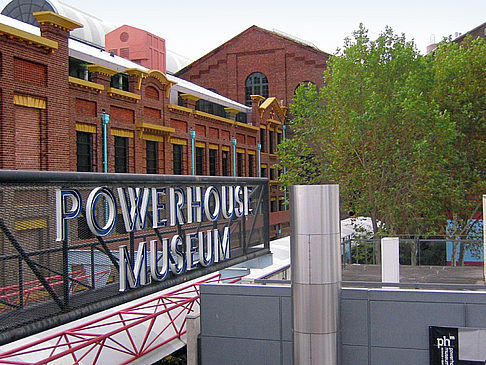 Powerhouse Museum